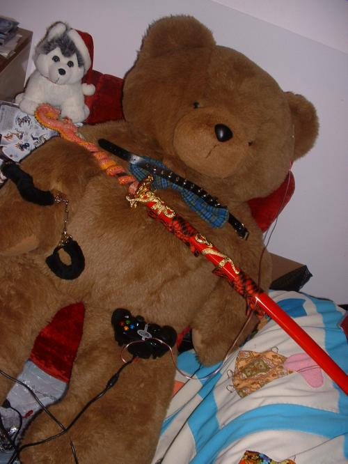 Sex with a bear